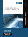 Water Services Act 108 of 1997 and National Water Act 36 of 1998