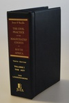 Jones & Buckle The Civil Practice of the Magistrates' Courts in South Africa (Volume I: The Act)