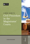 Basic Guide to Civil Procedure in the Magistrates' Courts, A (eBook)