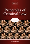 Principles of Criminal Law 5e