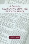 Guide to Legislative Drafting in South Africa, A (eBook)