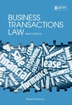 Business Transactions Law 9e (Print)