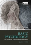 Basic Psychology for Human Resource Practitioners 3e (Print)