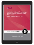 Institution of Legal Proceedings against certain Organs of State Act 40 of 2002; State Liability Act 20 of 1957 (eBook)