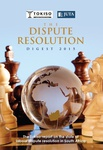 Dispute Resolution Digest 2015, The