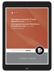 Intergovernmental Fiscal Relations Act 97 of 1997; Intergovernmental Relations Framework Act 13 of 2005 & Related Material (eBook)