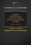 Eckard's Principles of Civil Procedure in the Magistrates' Courts 6e (Print)