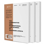 Comparative and International Law Journal of Southern Africa, The (CILSA) (Print)