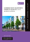 Community Schemes Ombud Service Act 9 of 2011 & Regulations (Print)