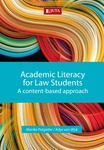 Academic Literacy for Law Students 1e