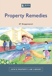 Property Remedies (Juta's Property Law Library)