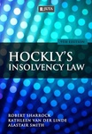 Hockly's Insolvency Law