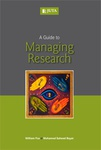 Guide to Managing Research, A 1e (WebPDF)