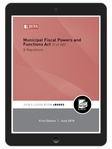Municipal Fiscal Powers and Functions Act 12 of 2007 & Regulations (eBook)