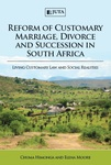Reform of Customary Marriage, Divorce and Succession in South Africa