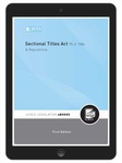 Sectional Titles Act 95 of 1986 & Regulations (eBook)