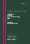Liber Amicorum: Essays in Honour of JC Sonnekus