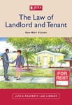 Law of Landlord and Tenant, The