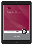 Child Justice Act 75 of 2008 & Regulations 2e (eBook)