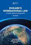 Dugard's International Law: A South African Perspective 5e (eBook)