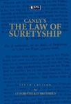 Caney's The Law of Suretyship (eBook)