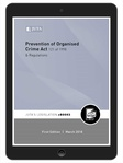 Prevention of Organised Crime Act 121 of 1998 & Regulations (eBook)