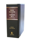 Commentary on the Mine Health and Safety Act and Regulations (Print)
