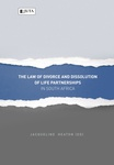 Law of Divorce and Dissolution of Life Partnerships in South Africa, The