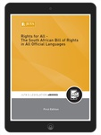 Rights for All - The South African Bill of Rights in All Official Languages (eBook)