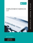 Employment Services Act 4 of 2014 Revised 1e