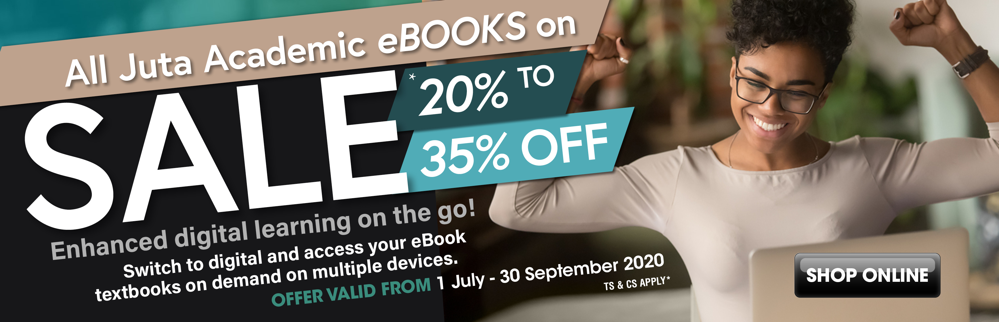 Juta Academic eBooks Sale