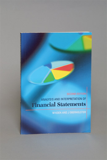 Analysis and Interpretation of Financial Statements - Juta