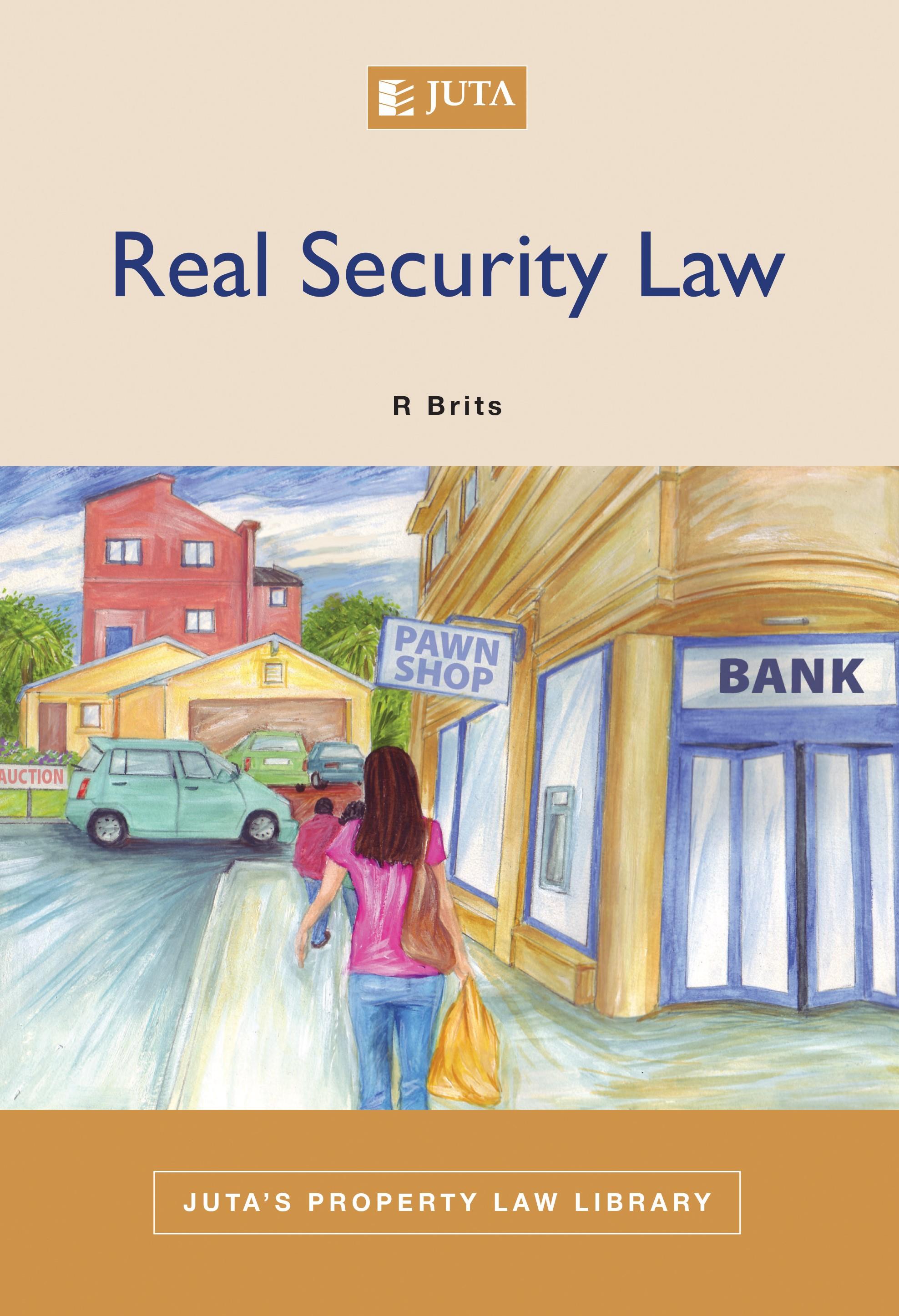 Real Security Law Juta