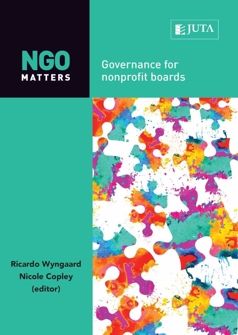 *LAW CATALOGUE  > Governance, Risk and Compliance - NGO Matters:  Governance for Nonprofit Boards