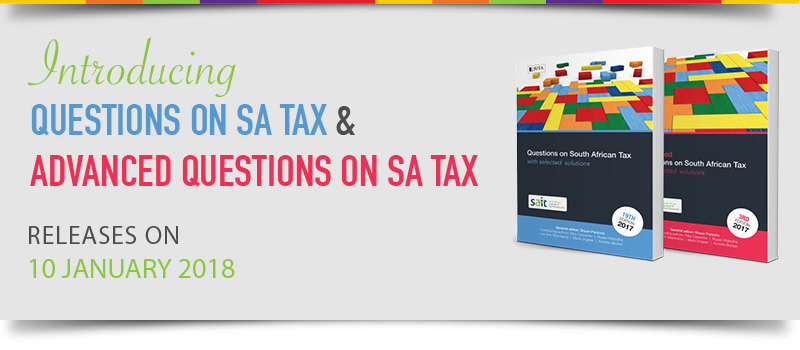 Introducing Questions on SA Tax 19th edition and Advanced Questions