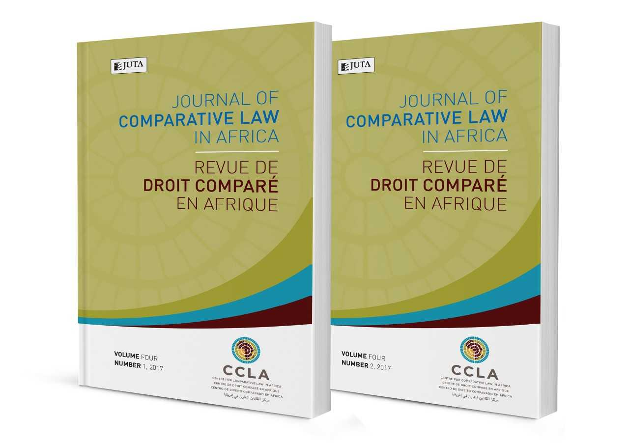 *LAW CATALOGUE  > Comparative Law - JCLA_2017 sub