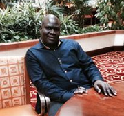 Dr Duncan Ojwang Editor-in-Chief