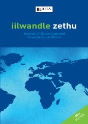 Journal of Ocean Law and Governance in Africa