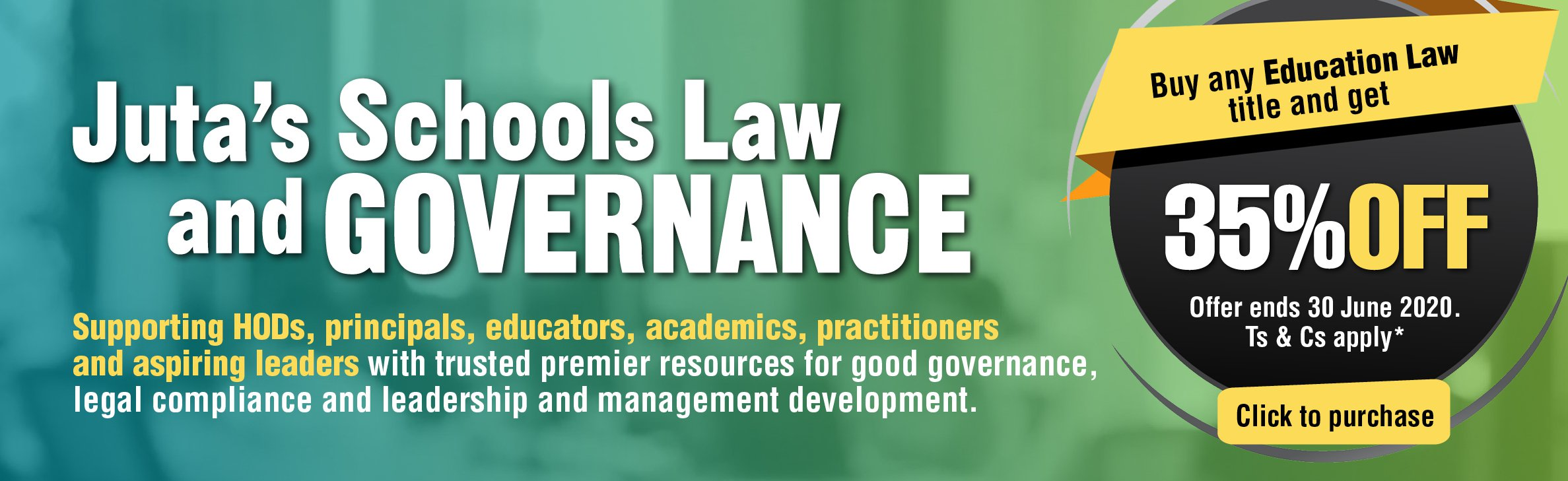 Schools Law and Governance