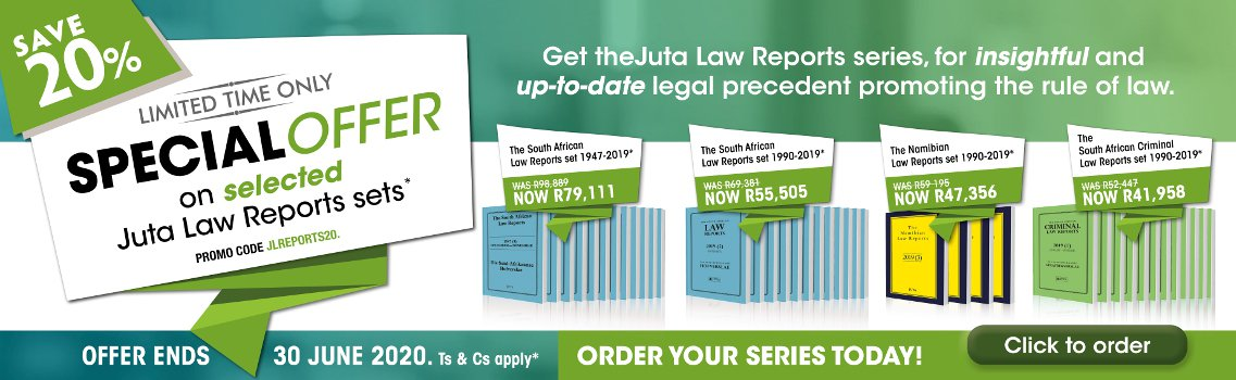 Law Reports Sets Special Offer